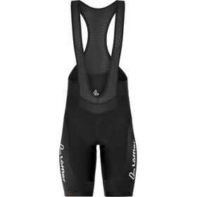 Löffler Winner Cuissard de cyclisme long Homme, black